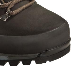 Kivirantti suojaa ja säästää nahkaa turhilta kolhuilta, lisäten kengän käyttöikää.